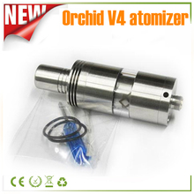 New Arrival Rebuildable Atomizer Orchid V4 atomizer High Capacity 4ml vaporizer with 510 thread for Electronic Cigarette