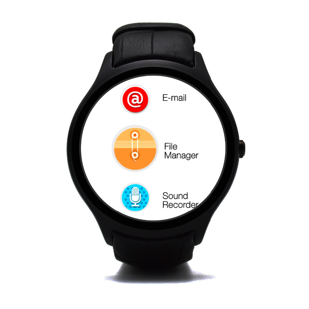 Free shipping NO.1 D5 Smartwatch 1.3 360x360 Android 4.4 OS 512MB + 4GB MTK6572 Smart Watch with GPS Wifi Bluetooth Heart Rate<br><br>Aliexpress