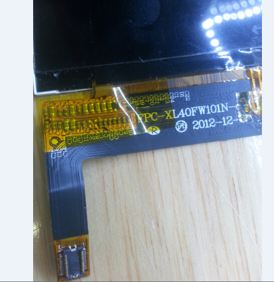 internal LCD display K40C024-1261A-1N screen show glass panel for chinese android phone i5S i5g i5c
