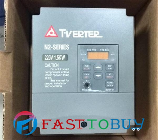 Здесь можно купить  free shipping TECO AC Motor Drive Inverter N2 Series Single/Three-phase 200V 7.5A 1.5KW 2HP TECO Inverter N2-202-H NEW free shipping TECO AC Motor Drive Inverter N2 Series Single/Three-phase 200V 7.5A 1.5KW 2HP TECO Inverter N2-202-H NEW Электротехническое оборудование и материалы