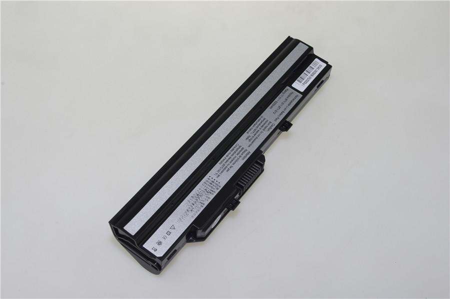 5200mAh 6Cell Laptop Battery for Msi Wind U90 U100 U230 BTY-S11 BTY-S12 3715A-MS6837D1 6317A-RTL8187SE TX2-RTL8187S notebook t12(China (Mainland))