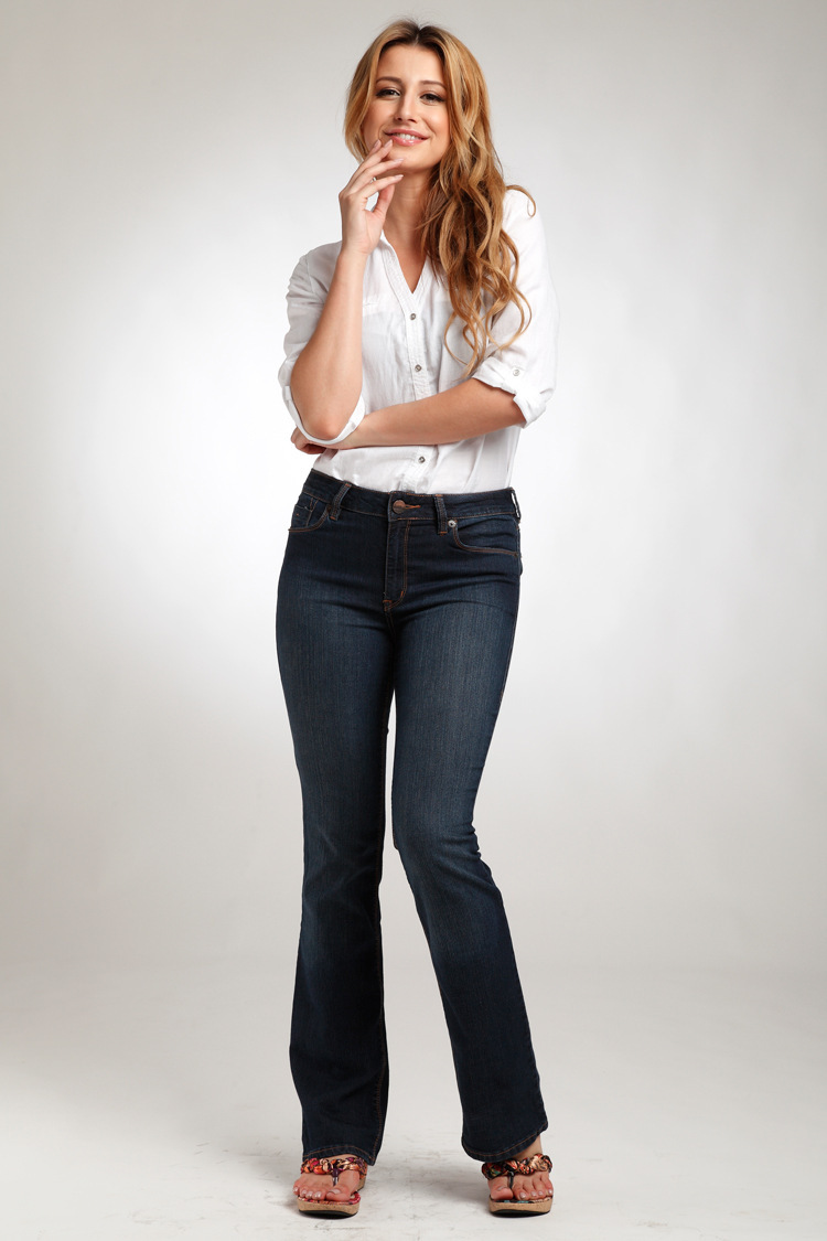 Plus Size Vintage Jeans - Jeans Am