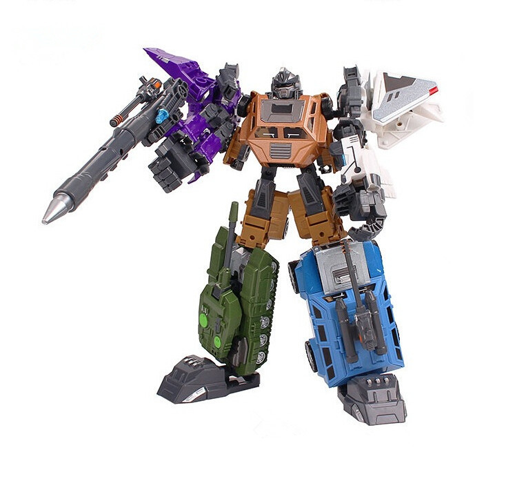 Robot For Big Boys Toys : Free shiping transformation devastator leader classic