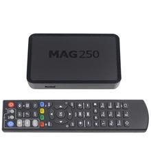 High Quality Mag250 Linux 2.6.23 System IPTV Set Top Box Processor Mag250 Iudtv