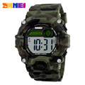 SKMEI New Popular Men s Watches Outdoor Sports Digital Watch Multifunction Talking Watch Music Alarm Clock