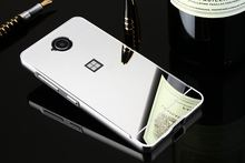 Buy TUKE Metal Aluminum Frame + Mirror Acrylic Hard Back Case Nokia Microsoft Lumia 650 Hybrid Cover Ultra Thin Cases for $4.22 in AliExpress store