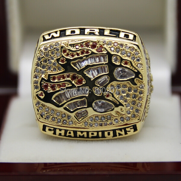 (3 pieces/lot) 1998 Denver Broncos XXXIII Super Bowl Football Championship Ring Size 10 11 12 Best Fan Gift for Men Jewelry<br><br>Aliexpress