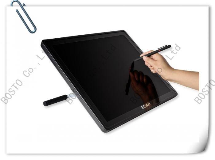 "19"" (Kingtee 19MB) Professional LCD drawing board,graphic tablet LCD pen display,interactive pen display,monitor,touch screen(China (Mainland))"
