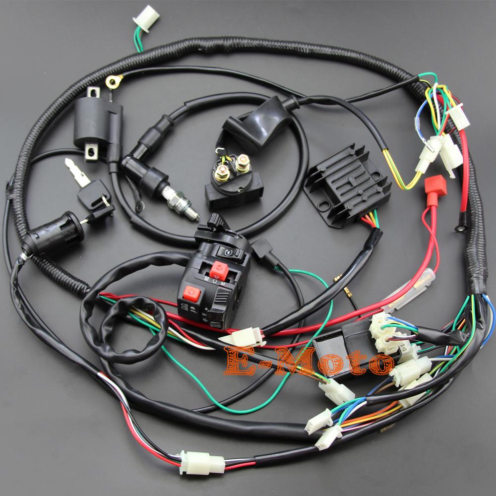 cc go kart wiring harness cc image wiring high quality wiring harness cdi buy cheap wiring harness cdi lots on 150cc go kart wiring
