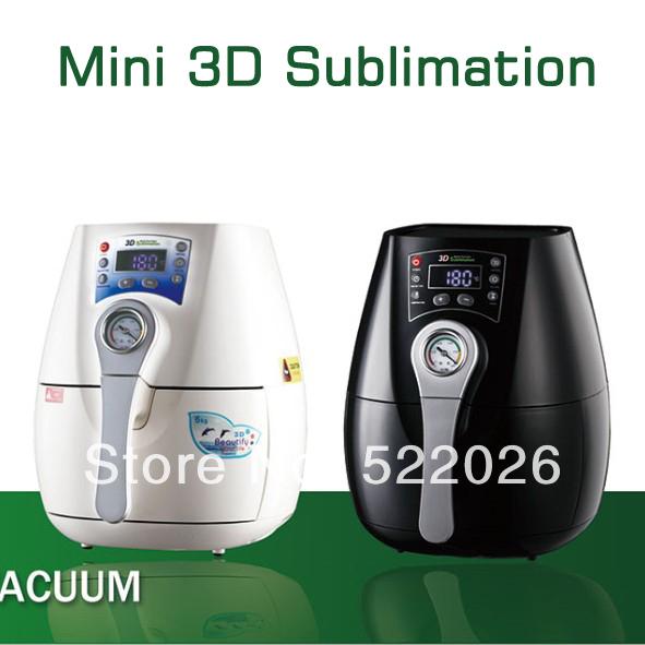 Mini 3D Vacuum Sublimation Machine For iPhone Case 4/5 Samsung S3 S4 Case Heat Transfer Machine(China (Mainland))