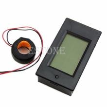 1pc AC 80-260V LCD Digital 100A Volt Watt Power Meter Ammeter Voltmeter(China (Mainland))
