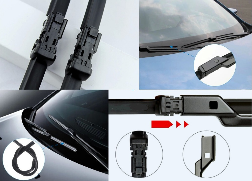 High quality professional automotive wiper, a rubber strip, high manganese steel, for Volkswagen POLO series car 2011 models(China (Mainland))