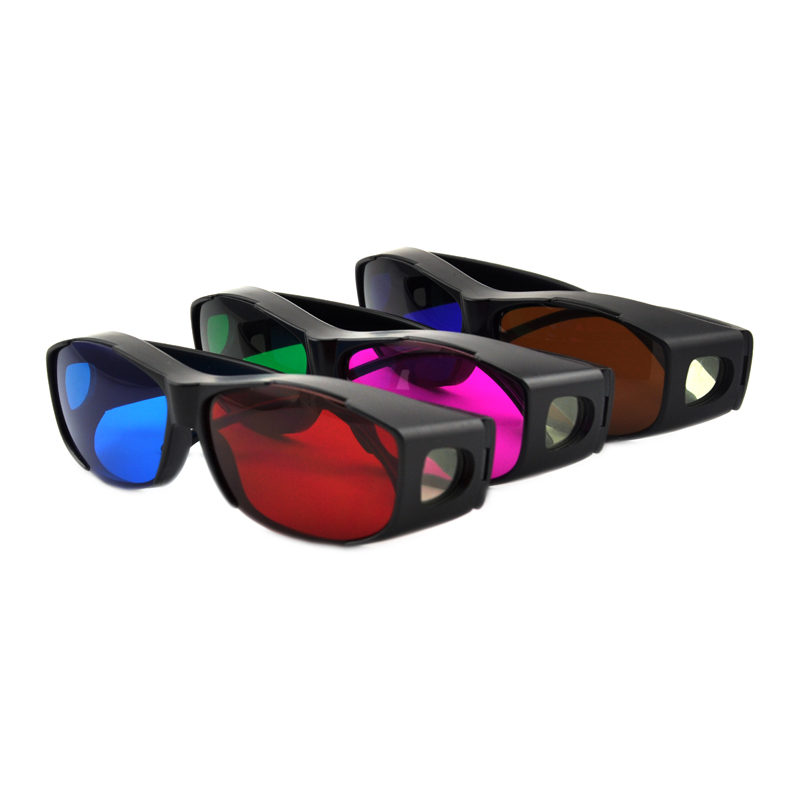 (3 pieces/lot) Big Frame Anaglyph Cellphone 3D Glasses Suit for Watching DVD VCD 3D Movie on All Screen Equipment(China (Mainland))