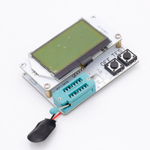 Buy LCD12864 Transistor Tester T5 ESR Meter Inductance Capacitance Resistance Tester for $14.29 in AliExpress store