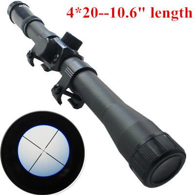 Винтовочный оптический прицел OEM 4 X 20 4X20 куплю оптический прицел сс таско 10х42