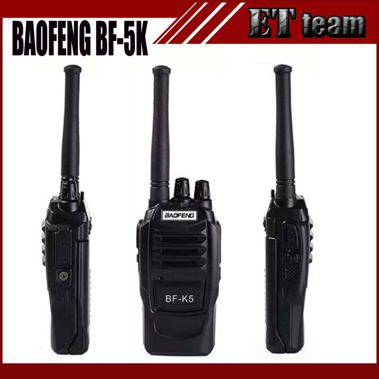 Bao Feng BAOFENG bf/k5 Walkie Talkie 400/470 UHF BF-K5 паяльник bao workers in taiwan pd 372 25mm