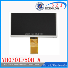 """Original 7"""" inch YH070IF50H-A LCD Display Matrix TABLET YH070IF50H-A 163*97mm TFT LCD Display Screen Panel Free shipping"""