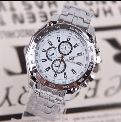 Men's watches are electronic water meter men's(China (Mainland))