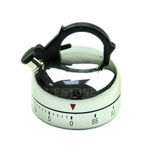 Buy 60 Minute Counting Teapot Shaped Kitchen Cooking Alarm Clock Timer Mechanical#XY# for $2.80 in AliExpress store