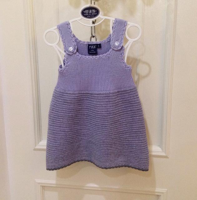 2015 New Fashion Girl Winter Knit Dress Baby Girls Sweater Dresses Kids Cloth...