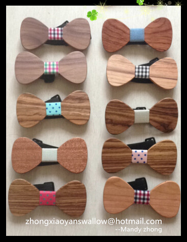 Spot wholesale wood bow ties Men bow tie factory direct(China (Mainland) fashion) ties for Men bowtie factory direct(China (Mainland))