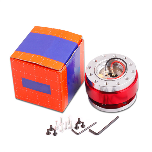 Universele stuurwiel Quick Release Hub Adapter Kit voor JDM SPARCO(China (Mainland))