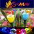 Free shipping Solar tulips light Solar flower light Solar lamp for garden decorations 8 colors 16pcs/lots
