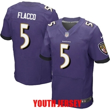 100% stitched.Baltimore Raven Justin Tucker Joe Flacco Terrell Suggs Steve Smith Ray Lewis For youth kids For YOUTH KIDS(China (Mainland))