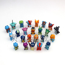 Slugterra 24pc set figure toy doll collection gift