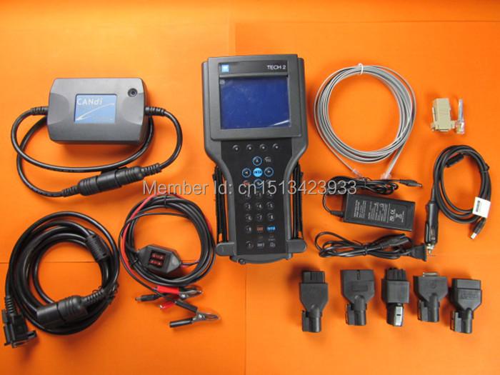 Gm Tech2 Pro Kit ( канди и TIS ) техник 2 Vetronix сканер GM диагностического сканера синди