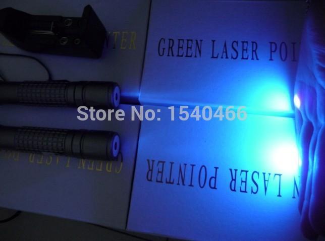 Aliexpress-Top- LASER-2015!NEW!405nm 1000mw/1Watt Waterproof focusable blue purple laser pointers burning star pointer torch +fr(China (Mainland))