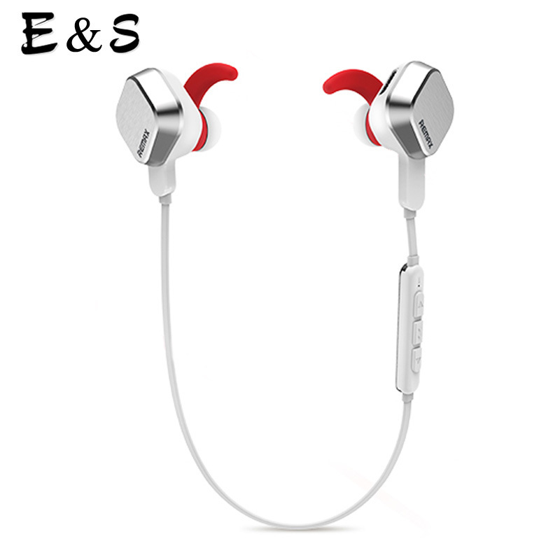 RM-S2 Original Bluetooth Wireless Stereo Earphone Unique Magnet Selfie Sports Headphone For iPhone Samsung(China (Mainland))