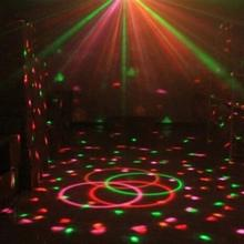 Buy Portable Voice-Activated RGB LED Crystal Rotating Magic Ball Effect Light DJ Disco KTV Party Stage Lamp Lighting for $29.99 in AliExpress store