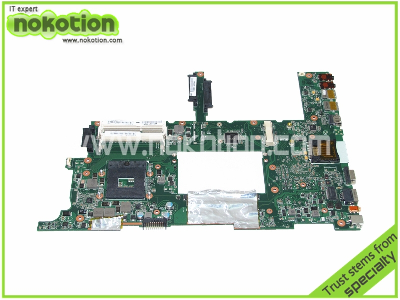 laptop motherboard for ASUS N75SF 60-N69MB1400 N75SF REV 2.2 HM65 DDR3 with graphics slot(China (Mainland))