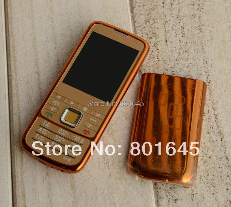 4 Sim 6700 free analog TV flashlight Dual TF slot music cell phone 3D sound(China (Mainland))