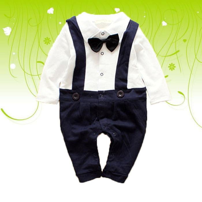 Online kopen wholesale jongen doop romper uit china jongen doop romper groothandel - Bebe ontwerp ...