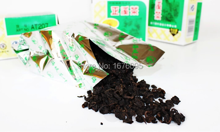 Zheng Xi tea affordable 125g/ box. Oolong Tea Slimming tea.. Suitable for home and office drinking(China (Mainland))