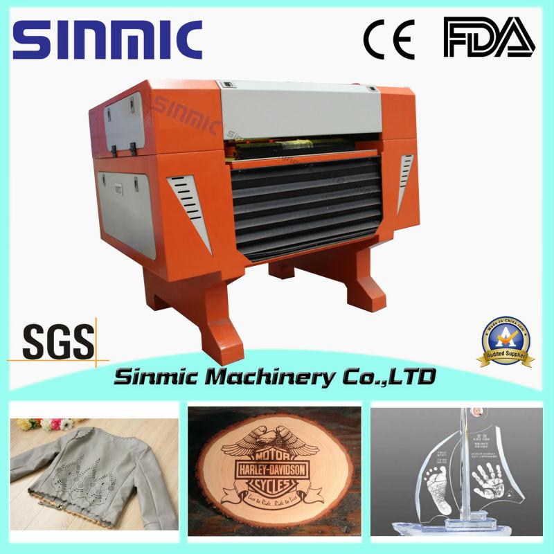 cheap china JiNan laser seal engraving machine SINMIC Machinery(China (Mainland))