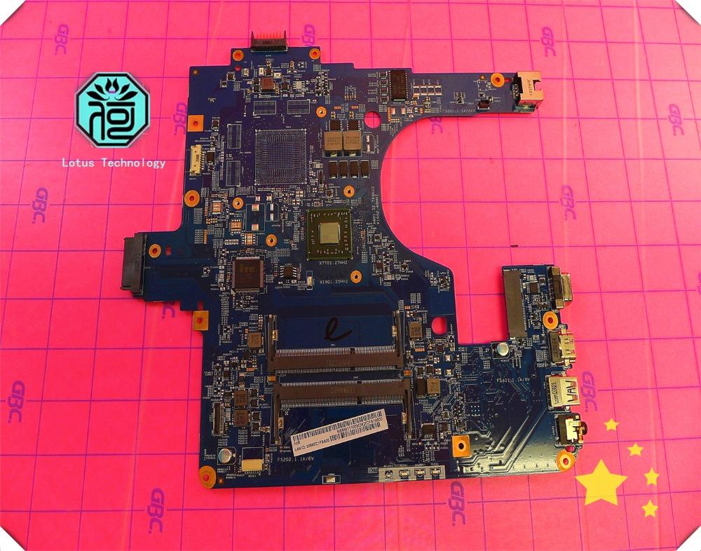 NBM811100M Laptop Motherboard for Gateway NE522 OEM Detecting 100% perfect job(China (Mainland))