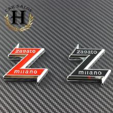 Buy 50pcs Black New 74mm 7.4cm ALFA ROMEO Car Logo emblem Badge sticker ALFA ROMEO Mito 147 156 159 166 Giulietta Spider GT for $75.55 in AliExpress store