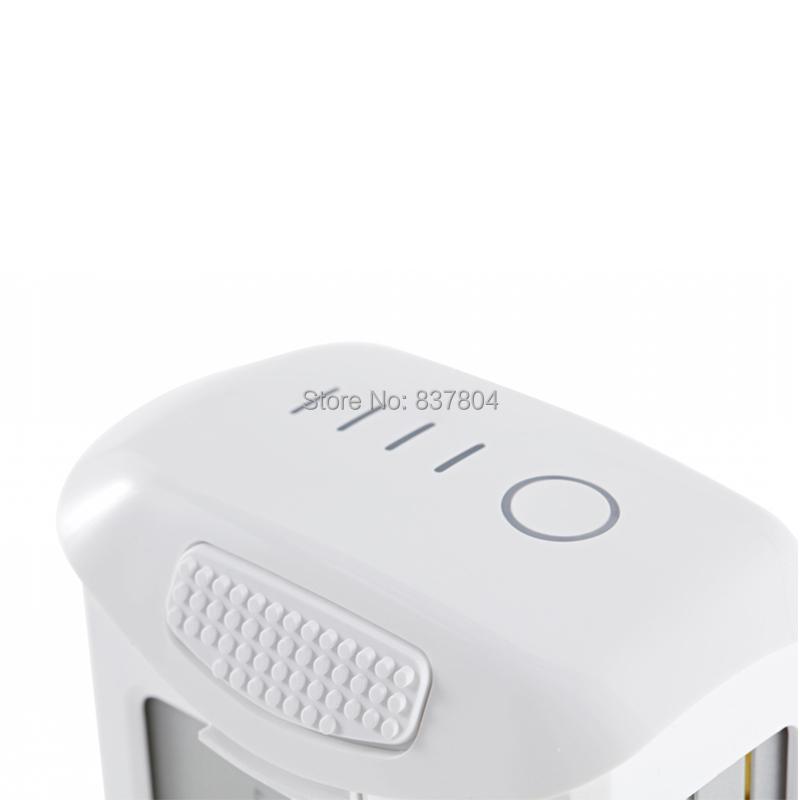 (In stock) Original Dji Phantom 4 Battery 15.2V 5350mAh Intelligent Flight LiPo Battery DJI Phantom 4 Spare Parts Free Shipping