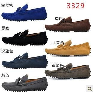 Promotion 2012 new hot sell fashion popular genuine leather boat shoes,casual drive shoes,special offer,free shipping,SMB226