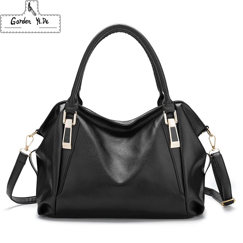 2016 Women Bag Genuine Leather Famous Brand Vintage Designer Handbags High Quality Bolsa Femininas Women Messenger Bags Tasse(China (Mainland))