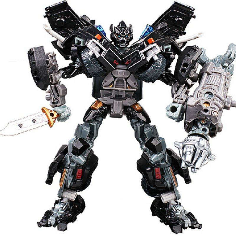Original Box 27CM Transformation 4 Ironhide Brinquedos Robots Action Figures Classic Toys for gifts Toys(China (Mainland))