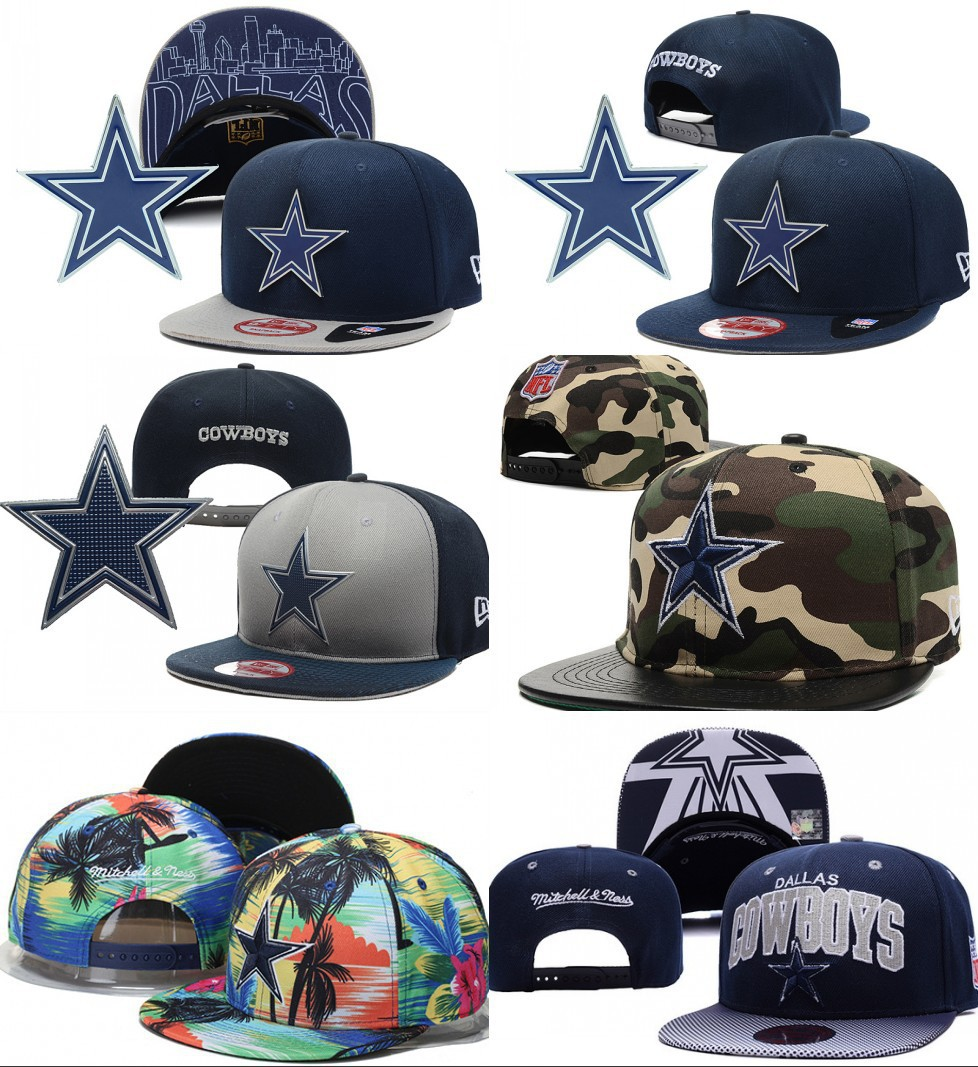 Free fast shipping Best Quality nfl cap all team Dallas Cowboys Snapbacks 11 colors Cowboys HATS(China (Mainland))