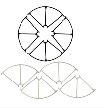 MJX x400 2.4G 4ch 6 Axis RC Quadcopter RC drone parts Propeller Prop Protective Guard 4sets=16pcs free shipping