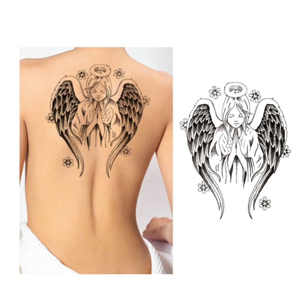 3d tatouage angelot galerie tatouage - Tatouage ailes d ange ...
