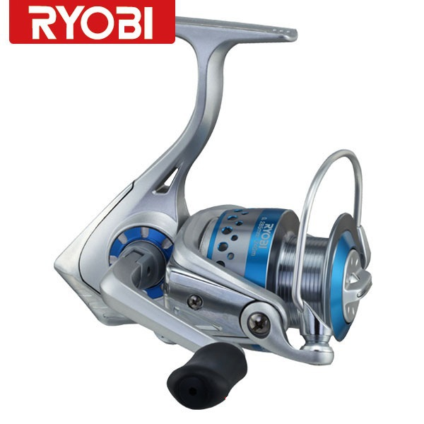 RYOBI Navigator 1500-6500 Fishing Reel Spinning Wheel Blue 6+1BB 5.0:1/5.1:1 Anti-seawater Design High Quality carretilha pesca <br><br>Aliexpress