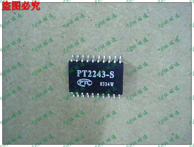 Здесь можно купить  100PCS  100% NEW  PT2243-S 100PCS  100% NEW  PT2243-S Электронные компоненты и материалы