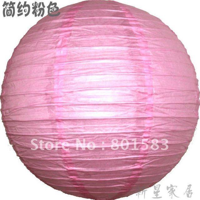 free ship  10 pcs/lot  chinese paper lanterns 12  inch sizes , pink wedding  lantern, white lantern , 30 cm